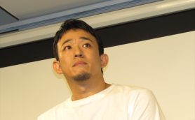 ファンキー加藤、主演映画のイベントで自虐ぎみコメント&夢が叶った瞬間を語る