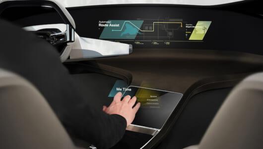 """BMWが""""未来の運転席""""を出展! その名も「ホロアクティブ・タッチ」とは?【CES 2017】"""
