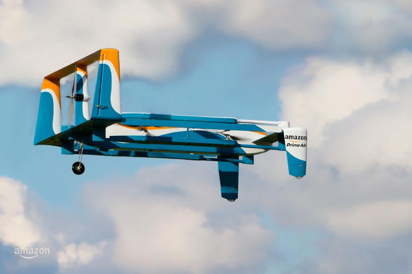 出典画像:「Amazon Prime Air」公式サイトより。