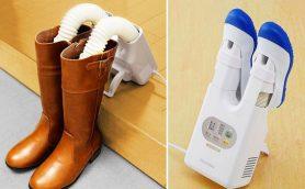 忘年会、新年会の「足クサっ」を防ぐ! アイリスオーヤマ、靴専用の伸縮ノズル付き脱臭・乾燥機をリリース