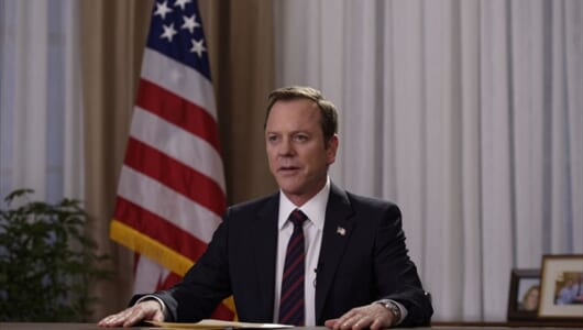 『24』のK・サザーランドが大統領に!? Netflixオリジナルドラマ『サバイバー:宿命の大統領』予告編公開【動画】
