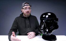 デス・トルーパーのヘルメット付き! スター・ウォーズ仕様の新型「日産エクストレイル」がアメリカで話題【動画】