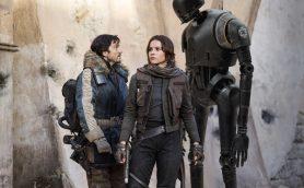 やはり強い! SW最新作『ローグ・ワン /スター・ウォーズ・ストーリー』が興収ランキング初登場1位の好発進