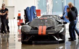 登場から2年…フォード新型「GT」のデリバリーが開始!