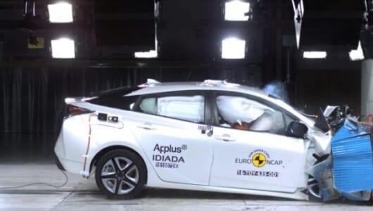 ユーロNCAPが発表したクラス別「もっとも安全な車」とは? 日本の国民車も最優秀に!