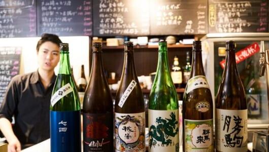 オススメの銘柄を大公開! 女性に提案したい日本酒の楽しみ方