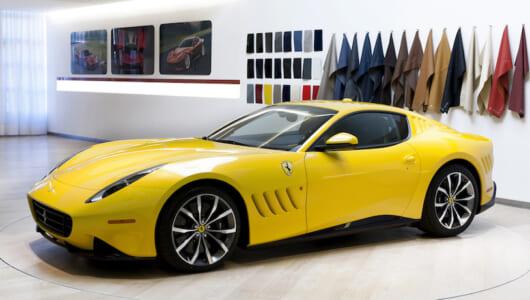 モチーフは往年の「275 GTB」! フェラーリ最新のワンオフモデルが公開