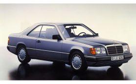メルセデス・ベンツ「Eクラス・クーペ」のご先祖様「230CE」「300CE」がデビュー30周年を迎えて「Hナンバー」の対象に!