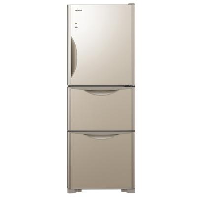 【SPEC】●サイズ/質量:W540×H1520×D655mm/約62kg●容量:265L(冷蔵室136L/冷凍室66L/野菜室63L)●年間消費電力量:395kWh