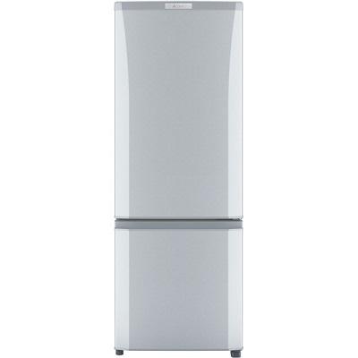 【SPEC】●サイズ/質量:W480×H1388×D595mm/約39kg●容量:168L(冷蔵室 122L/冷凍室 46L)●運転音:約22dB(A)
