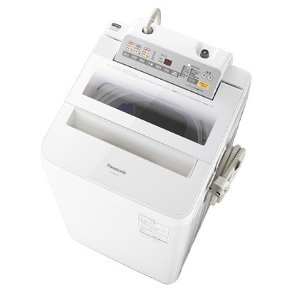 【SPEC】●サイズ/質量:W564×H1021×D573mm/33kg●洗濯・脱水容量:7kg●標準使用水量:92L