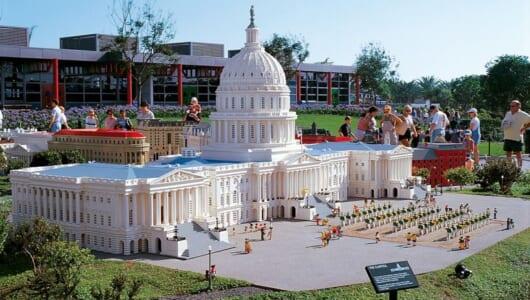 20万個以上の「レゴ」を使った名古屋城も登場! 2017年必見テーマパーク「レゴランド・ジャパン」7つのエリアをちょい見せ!