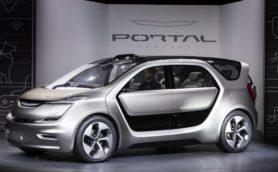 これが自動運転時代のミニバンだ! クライスラーが完全自動運転車のコンセプトを発表【CES2017】