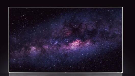 「有機ELテレビ」に「爆速AFミラーレス」――2017年は映像新時代になる!