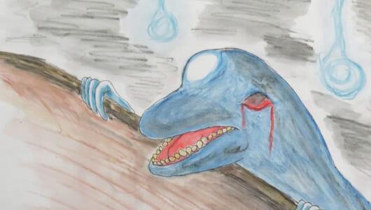 【ムー妖怪伝説】「いる」と答えたら一巻の終わり! イルカの姿で「〇〇いるか?」と問う船幽霊を妖怪研究家・黒史郎が発掘!