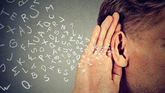英語が話せるけど聞き取れない人へ――リスニングが上達するシンプルで効率的な学習法