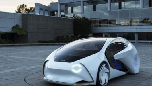 目指すは人間のパートナー! トヨタが人工知能搭載の「コンセプト-愛i」を披露!【CES 2017】