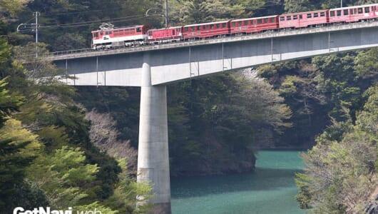 大井川鐵道井川線が922日ぶりに全線開通で復活! 無類の絶景路線から山岳鉄道の魅力に迫る