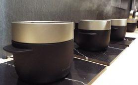 バルミューダ、「いばらの道」炊飯器市場へ! 「BALMUDA The Gohan」は炊き方もデザインも他社とは明らかに違う!