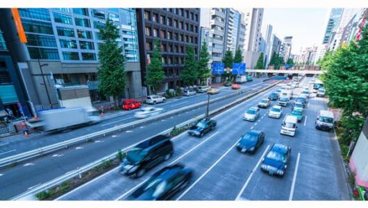 交通事故死者数は減少ーー実は人口あたりの死者数は東京都がいちばん少ない?