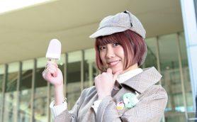 こちら前田アイス探偵事務所――第1回「イチゴ味のアイスを調査せよ!」