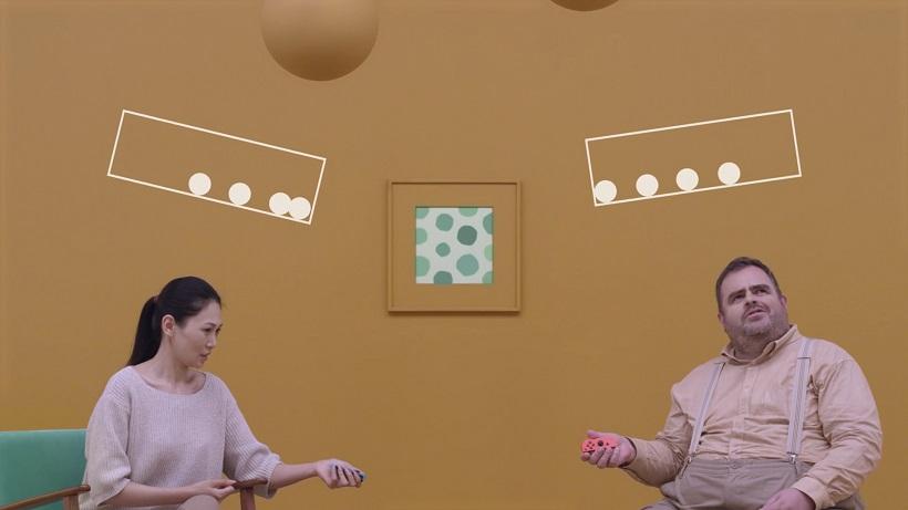 ↑Joy-Conの中に入っているボールの数を振動によって感じとる「カウントボール」