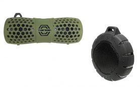アウトドアでも家の中でもタフに使える! 水に浮かぶ防水Bluetoothスピーカー