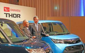 ダイハツの小型車は地球を救えるか?「トール」「ルーミー」「タンク」「ジャスティ」の4兄弟車にみる日本の未来