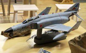 全長60cmの巨大「F-4EJ改」がテイクオフ! アシェット・コレクションズの最新刊は堂々たる1/32スケール