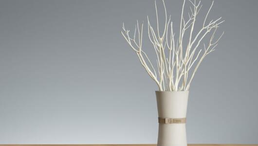 これがアロマディフューザーって本当? 伝統の常滑焼と自然の枝のコラボ「アロマブランチ」がフォトジェニックすぎる!