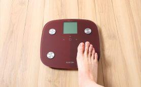 """気になる内臓脂肪レベルを毎日測ってメタボ対策!! エレコムの""""HELLO体組成計""""で生活習慣病を防ぐべし!"""