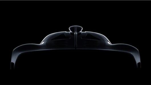 """メルセデスAMGが1000馬力の""""公道を行くF1マシン""""を開発!? 衝撃的な創立50周年プロジェクトを発表"""