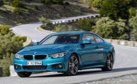BMW新型「4シリーズ」がデビュー! シャープな新デザインにボディカラーの追加も