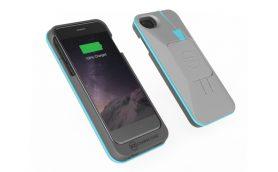 もうモバイルバッテリーは不要! 最新の「充電器&バッテリー入りiPhoneケース」がスゴすぎる