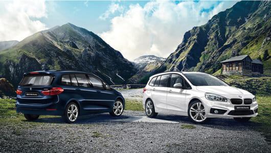 待望のディーゼル+4WD!BMW2シリーズ「アクティブツアラー」「グランツアラー」に「218d xDrive」が追加
