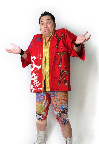 ↑矢野 通選手©新日本プロレス