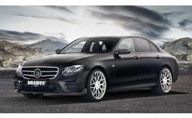 メルセデス・ベンツ新型「Eクラス」をドイツ・BRABUSがスポーティでエレガントにチューニング!