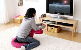 ゲーマー念願のゲーム専用座椅子が誕生! 理想な体勢でゲームができると大反響&バカ売れ中!!