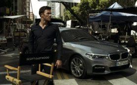 BMW新型「5シリーズ」国際CMキャラクターはあの有名ハリウッドスターの息子!