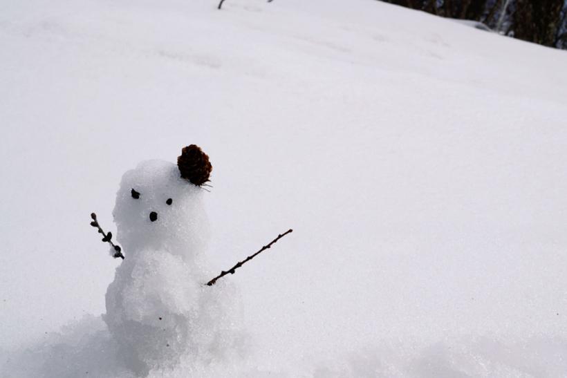 出典画像:sayot / Snowman (from Flickr, CC BY 2.0) ※画像はイメージです。