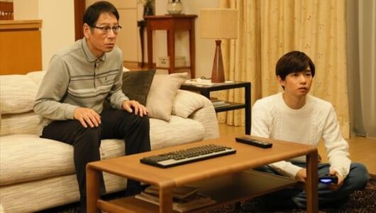 大杉漣が60歳超でFFのオンゲーにハマる!? ゲーム世界での親子の交流を描く実話ブログが千葉雄大主演でドラマ化