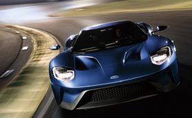 """フォード新型「GT」が最高速348km/hを記録! 最強スペックを誇る""""エコブースト・エンジン""""を搭載"""