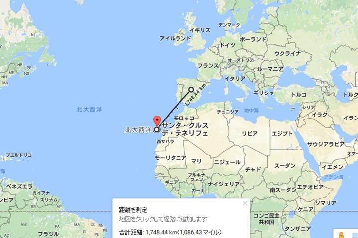 ほぼアフリカ! 柴崎 岳が移籍したスペインのテネリフェが「遠すぎる」