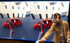 クルマや住宅のショールームはすべてVR化される? NVIDIAの描くVR市場の未来図