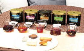 """紅茶の""""ワイン化""""がトレンド! 茶葉とグラスを選んで楽しむリプトンの「TEASTING」"""