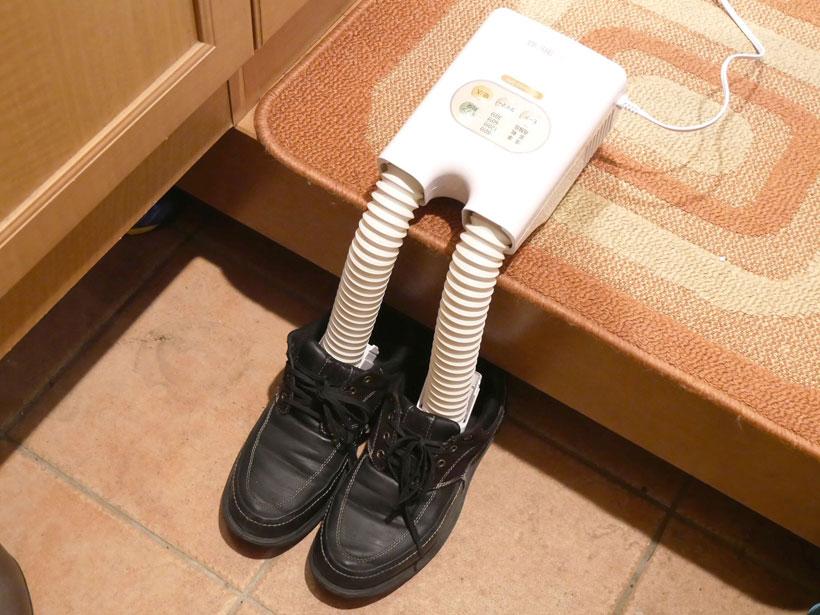 臭すぎる旦那の靴も、ニオイ低減!