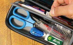「小学生の筆箱=鉛筆削り付き」の時代は終わった! いまの学童文具はオトナにもマッチしたスマートな逸品ばかり