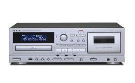 メタルテープ対応・ダビングもOK! ティアックからカセットファン垂涎のCD/カセットデッキ「AD-850」登場