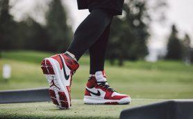 30年の時を経て「エア ジョーダン 1」がゴルフシューズに! オリジナルモデルさながらの秀逸なシルエットも健在
