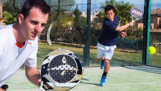 「テニス」に近い新スポーツ! 簡単だけど奥深い「パデル」が日本でもブームの予感